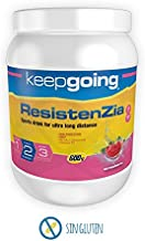 Keepgoing ResistenZia A Energy drink A Jar of 600g Strawberry Estimated Price : £ 21,50