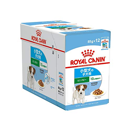 Royal Canine Puppy Mini Pouch Caja 12X85Gr 1000 g 🔥