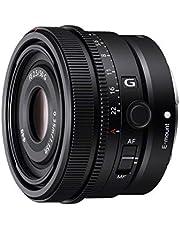 Sony SEL-50F25G - Obiettivo Full-Frame focale fissa 50mm F2.5, Premium Serie G, Mirrorless Attacco E, SEL50F25G