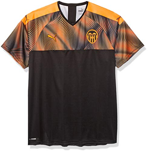 PUMA Mens Valencia Licensed Replica Jersey 2019-2020, XX-Large, Away