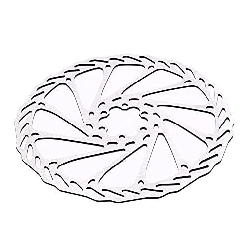 SXCXYG Disco Freno MTB/Disco DE Discos DE MTB/Cyclocross Disco DE Freno DE BICICLETE, Rotor de Freno de Bicicleta de 603 mm 120 203 mm Freno Disco (Color : 203mm)