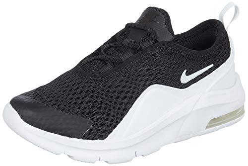 Nike Air MAX Motion 2 (TDE), Running Shoe Baby-Boys, Black/White, 18.5 EU