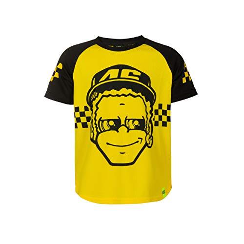 Valentino Rossi Camiseta Dottorone,6/7,Ocre,Chico