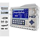 Promax TV EXPLORER HD + analizador de gases de combustión TV de alta definición