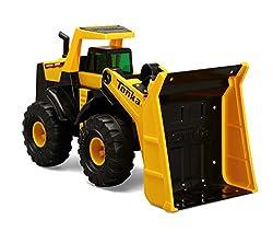 A Tonka bulldozer.