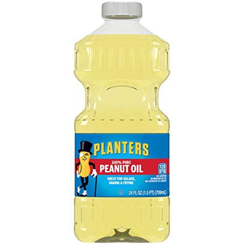 Planters 100% Pure Peanut Oil, 24 fl oz