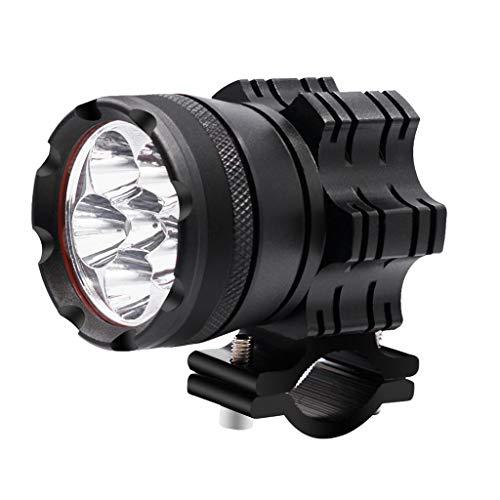 B Blesiya Phare LED avec Interrupteur 6000-6500K 4000LM - 30W