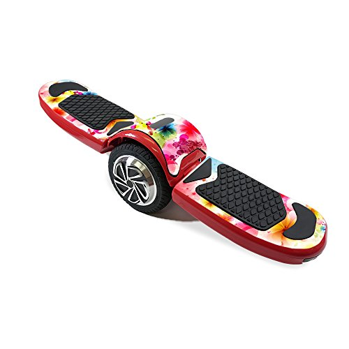 MightySkins Skin Compatible with LTXtreme Free-Style Hoverboard - Pollinate | Protective, Durable, and Unique Vinyl Decal wrap Cover | Easy to Apply, Remove, and Change Styles | Made in The USA