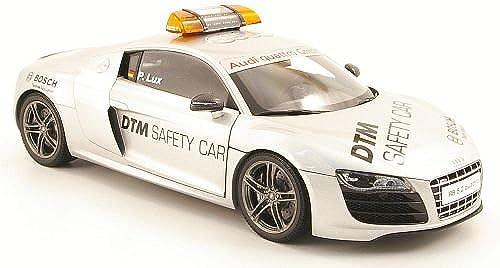 Audi R8 V10 5.2 FSI Quattro, Safety Car, DTM, 2010, Modellauto, Fertigmodell, Kyosho 1 18