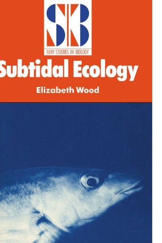 Subtidal Ecology (New Studies in Biology)