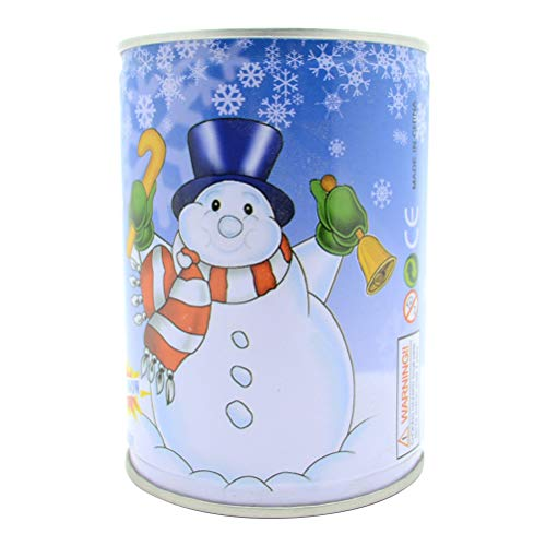 DUOCACL Snow Powder Artificial Snow Can perfect for Christmas Tree Decoration, Village Displays, Holiday and Winter Crafts and Fake Snow Play