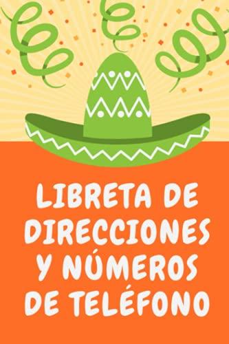 Libreta De Direcciones Y Números De Teléfono Para Hombres Y Mujeres Lista De Contactos Y Notas