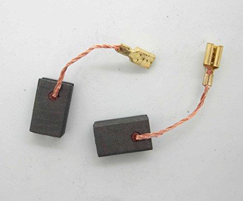 Kohlebürsten für SKIL winkelschleifer 9114 H1 9115 H1 9116 H1 H2 9125 H1 H2 9126 H1 H2 S25