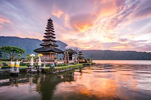 sanzangtang Puzzle 1000 Pezzi,Indonesia: Bali, Puzzle Game per Adulti per Bambini, Giocattoli educativi, Puzzle Classici 75x50cm