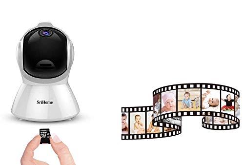 Sricam SH025 ITALIA motorisierte Kamera wifi Hotspot p2p free