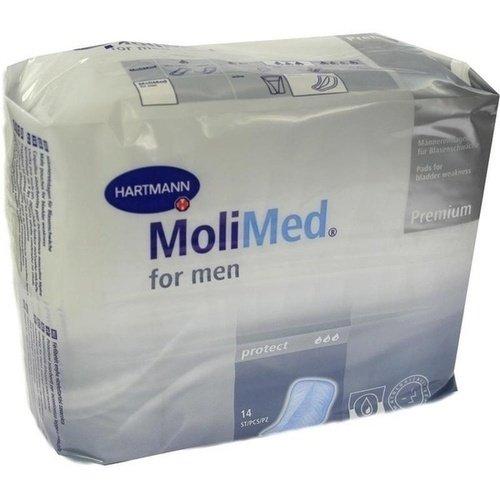 MoliMed Premium for men protect - PZN 01998360 - (14 Stück).