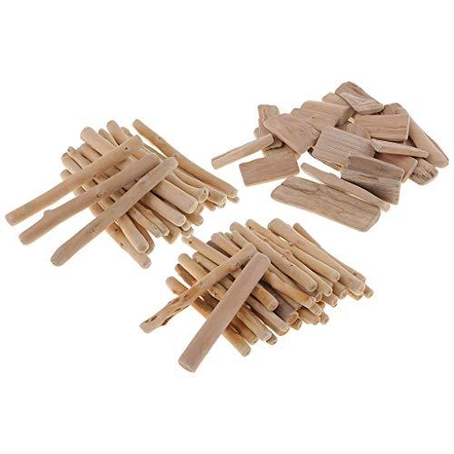 MagiDeal 750g Driftwood Craft Artesanía de Madera Natural Artesanía para Colgar en La Pared Decoraciones