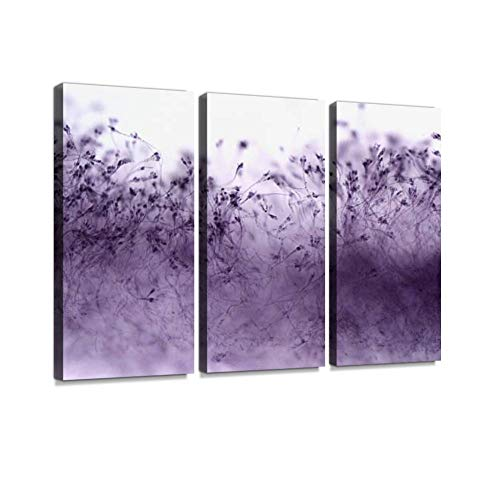 YKing1 penicillium Microscope s and Pictures Wall Art Painting Pictures Print On Canvas Stretched & Framed Artworks Modern Hanging Posters Home Decor 3PANEL