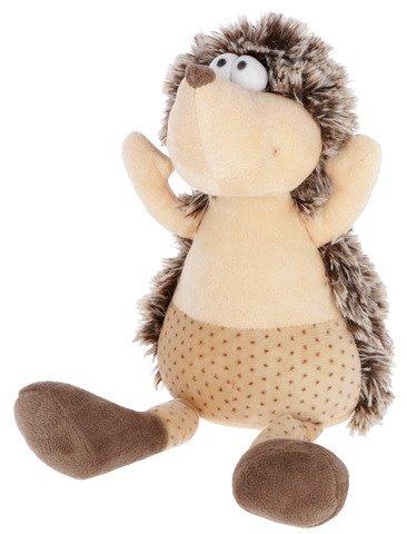 "Kerbl Hundespielzeug Igel ""Stupsi"", Spielzeug für Hunde, Höhe 20 cm"