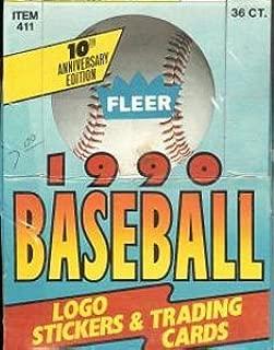 Best baseball cards fleer 1990 Reviews