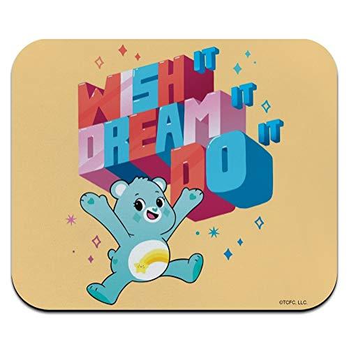 Care Bears: Unlock The Magic Wish It Low Profile Thin Mouse Pad Mousepad