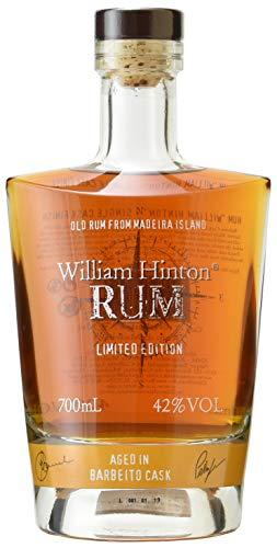 William Hinton Rum da Madeira 6 Jahre Madeira Cask Limited Edition 0,7 Liter 42% Vol.