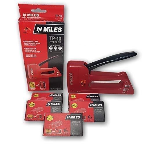 KROST Kangaro Miles Tp-10 Gun Tracker, Sofa Stapler With 5000 Staples