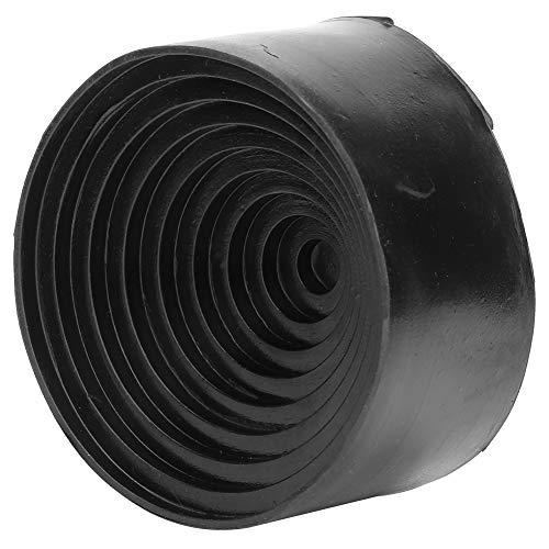 Stronerliou Durchmesser 90 mm Laborflaschenständer Schwarzer Gummi-Rundkolben-Stützfuß
