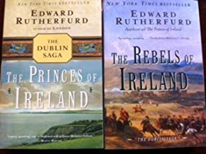 The Dublin Saga boxed set: The Princes of Ireland and The Rebels of Ireland