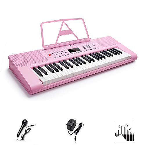 10 Best Pink Electric Keyboard