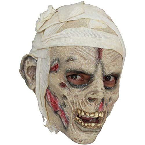 Generique - Masque Momie effrayante Halloween