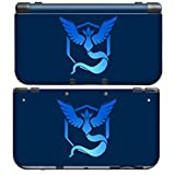 POKEMON TEAM MYSTIC for New Nintendo 3DS Skin New3DS N3DS Decal Sticker Vinyl Cover + Screen Protectors