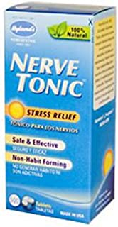 Hyland's Homeopathic Nerve Tonic Stress Relief Tablets, 500 Count