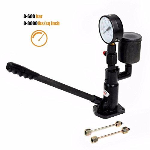 Buy Discount STKUSA Diesel Injector Nozzle Tester Pop Pressure Tester