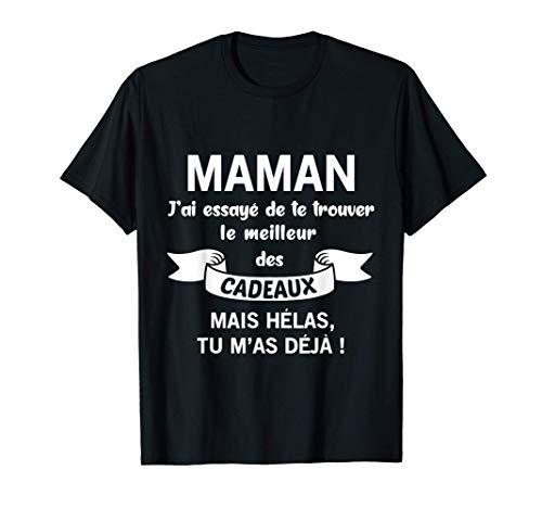 Cadeau Maman Anniversaire Original Humour Pour Homme Femme...
