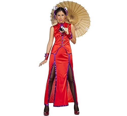 Car&Gus Disfraz de China Shanghai para Mujer