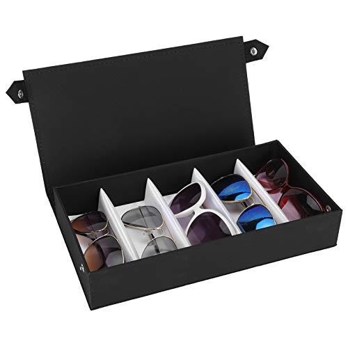 Vitrina de óculos, caixa de óculos de MDF para exibir vidros para balcões