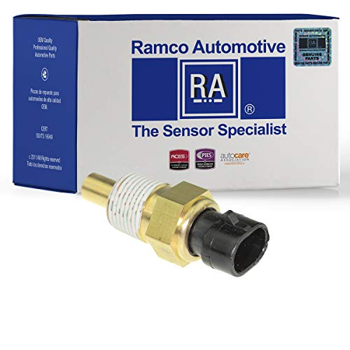 Price comparison product image Ramco Automotive,  Engine Coolant Temperature Sensor,  Compatible with Wells SU326,  Standard Motor Products TX43 (RA-TS1035)
