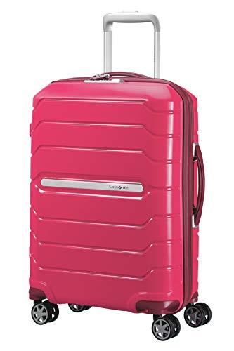 SAMSONITE Flux - Spinner 55 Expandable - 2, 70 kg Koffer, 44 Liter, Granita Red
