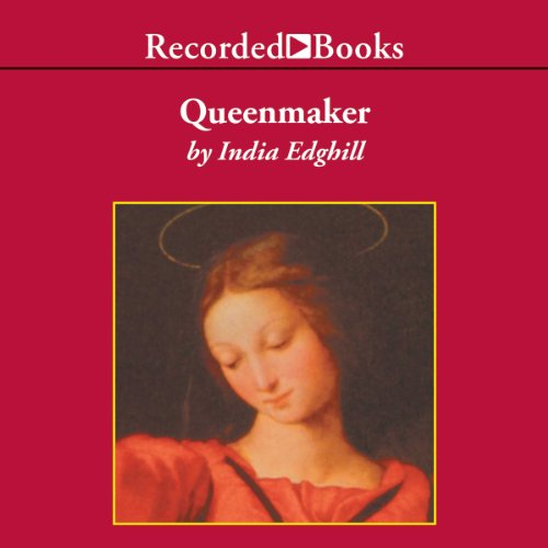 Queenmaker audiobook cover art