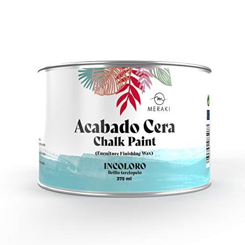 "Cera de acabado Chalk Paint""Incoloro"" 375ML"