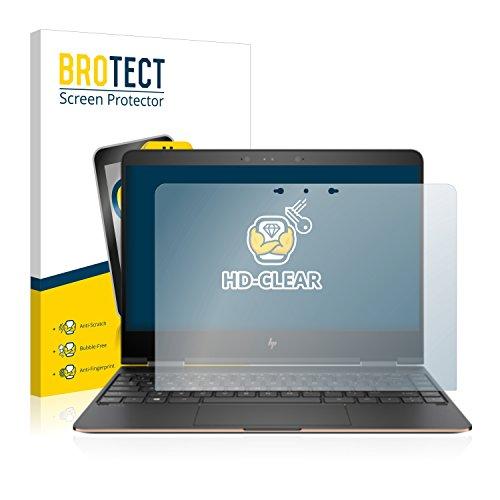 brotect Pellicola Protettiva Compatibile con HP Spectre x360 13-ac006ng Pellicola Trasparente Anti-Impronte