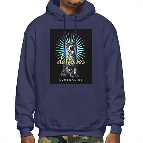 JHBJASGD Deftones - Sudadera con capucha para hombre y mujer