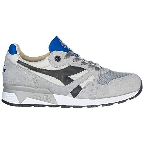 Diadora Sneaker N9000 H S SW 201.173892 Gray Ash Dust Taglia 43 - Colore Grigio
