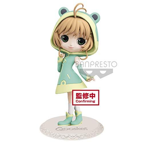 Banpresto - Figurine Cardcaptor Sakura - Sakura Kinomoto Vol2 Ver B Q Posket 14cm - 4983164159790