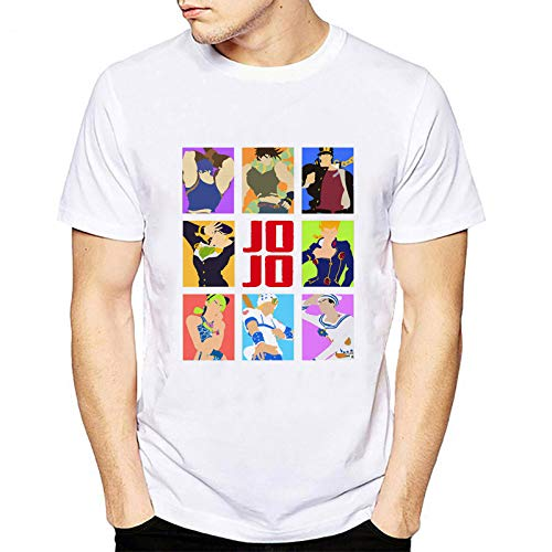 HNOSD Dragon Ball Bulma Goku Print Men T-Shirt Moda Verano