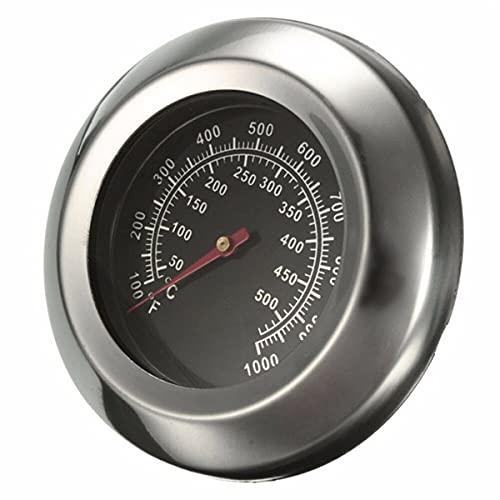 Medidor De Temperatura Barbecue Grill Fumador Pit Termômetro