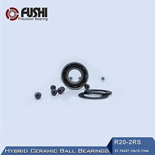 Ochoos R20 Hybrid Max 60% OFF Ceramic safety Bearing 1 PC Indus 31.7557.1512.7 mm