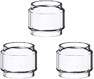 3PCS Replacement Pyrex Bubble Glass Tube for Geekvape Zeus Dual Coil RTA Tank