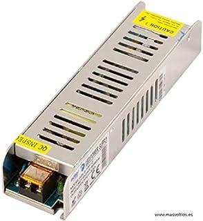 Másvoltios.es Fuente de alimentación Tira LED 24Vdc (24Vdc- 100W)